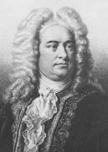 haendel - Georg Friedrich Handel Lebenslauf